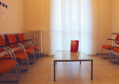 Sala-Attesa Studio Dentistico Pizzi