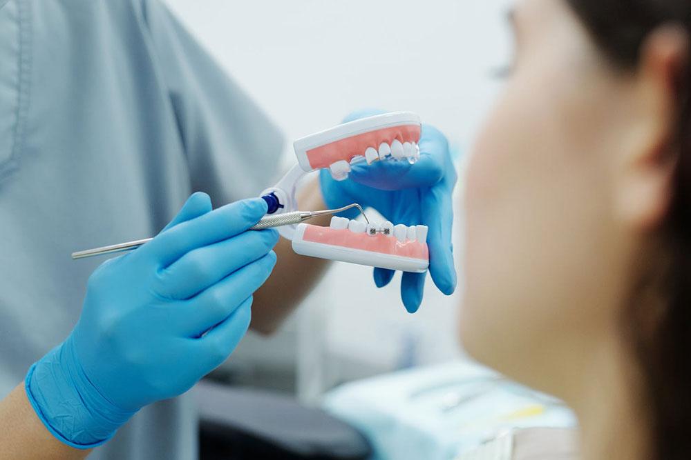 Visita ortodontica